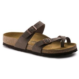 Birkenstock Mayari sandal in Mocha